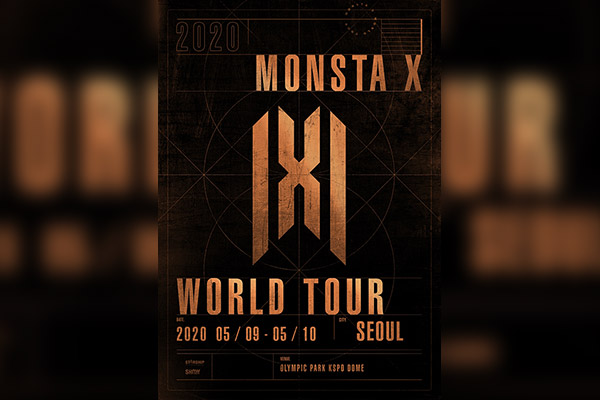 Monsta X khởi động World Tour 2020 với concert hoành tráng tại thủ đô Seoul