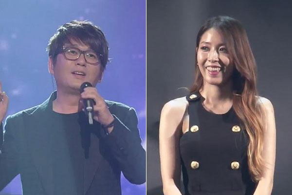 Shin Seung-hoon et BoA célèbrent le 30e et le 20e anniversaire de leurs débuts