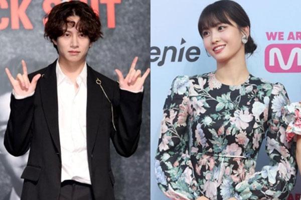 Les messages de félicitations affluent suite à la formation d'un nouveau couple de superstars de k-pop