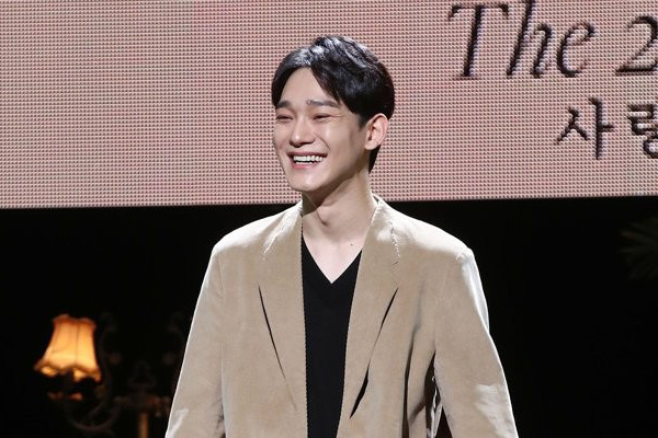 Menikah dan Jadi Seorang Ayah, Berikut Pernyataan SM Entertainment dan Surat Tangan Chen EXO
