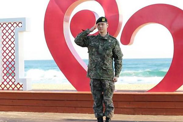 Go Kyung Pyo Keluar dari Wajib Militer