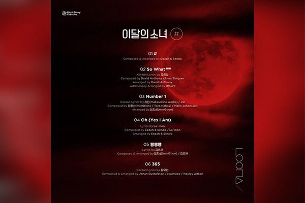 LOONA 来月ミニアルバムリリース 1年ぶりのカムバック