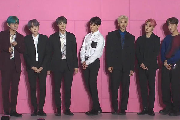 BTS' modern art project opens in Berlin