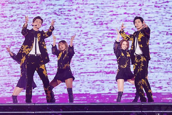 4º Dome Tour de TVXQ en Japón