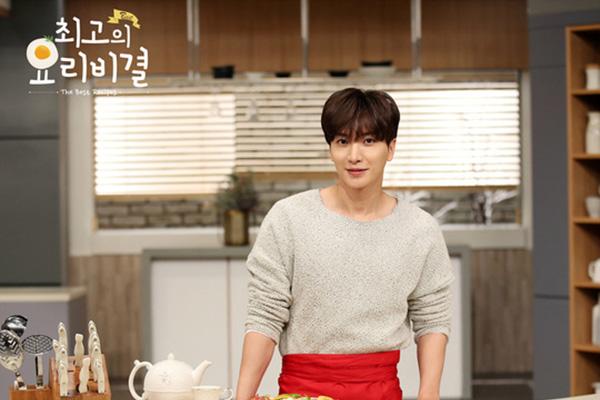 Lee Teuk (Super Junior) xuất bản sách dạy nấu ăn đầu tay