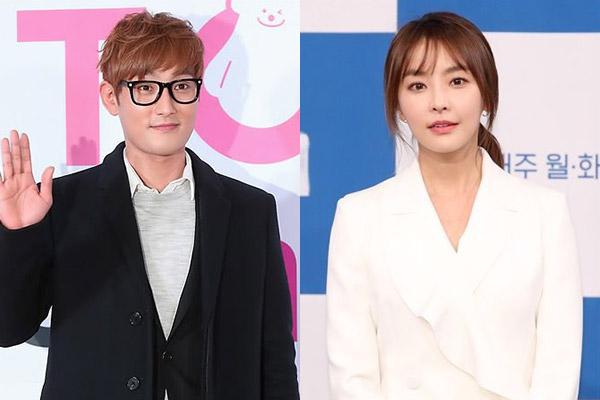 Kang Ta y Jung Yu Mi confirman su relación