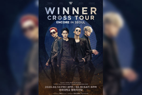 Winner revient à Séoul après sa tournée asiatique