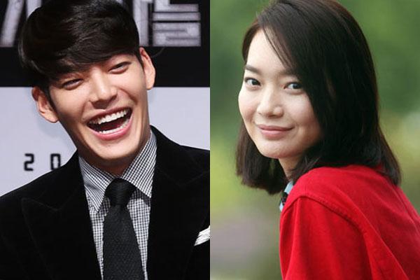 김우빈, 연인 신민아 소속사로…에이엠엔터와 전속계약