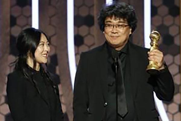 """Sharon Choi, nữ phiên dịch làm cầu nối đưa """"Ký sinh trùng"""" ra quốc tế"""