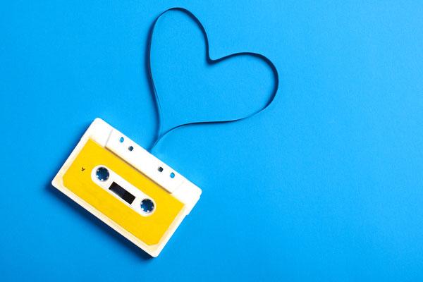 La cassette audio refait surface profitant de la tendance « Newtro »