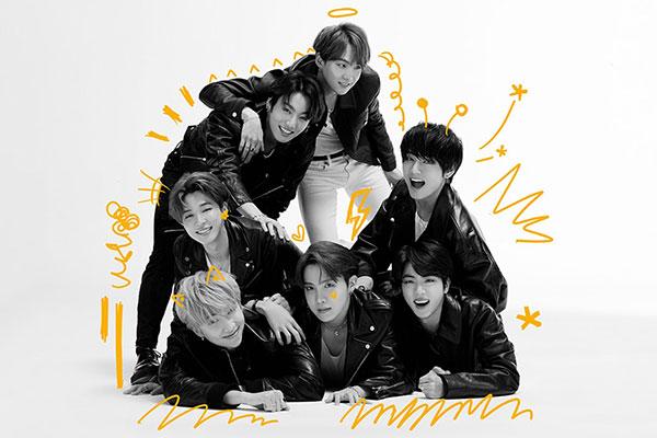"""BTS präsentiert neues Album in der """"Tonight Show"""""""