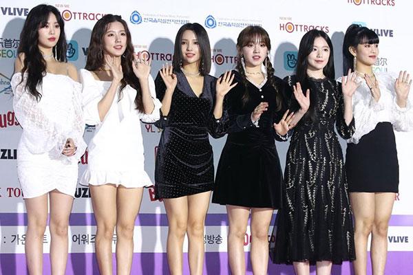 Red Velvet arrive au 2e rang en matière de reconnaissance publique