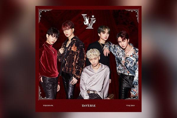 Nhóm nhạc thần tượng Việt Nam do RBW đào tạo chính thức ra mắt ngày 27/2 với đĩa đơn đầu tay 'PANTHEON : VOLCANO'