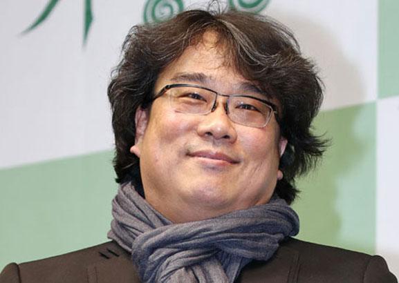 봉준호 감독, 코로나19 극복 위해 1억원 기부
