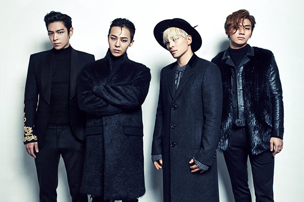 BIGBANG YGエンターテインメントと契約更新