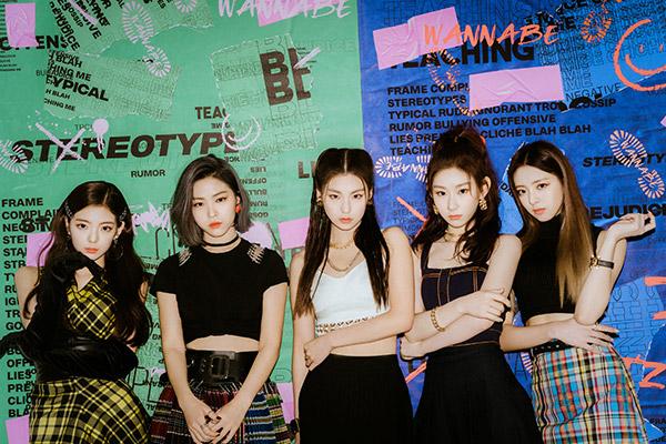 ITZY lidera el ranking de visitas de K-pop en Youtube