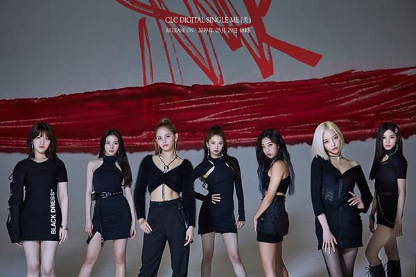 CLC 昨年リリースの曲がビルボード「ワールド・デジタル・ソング・セールス」トップ10入り