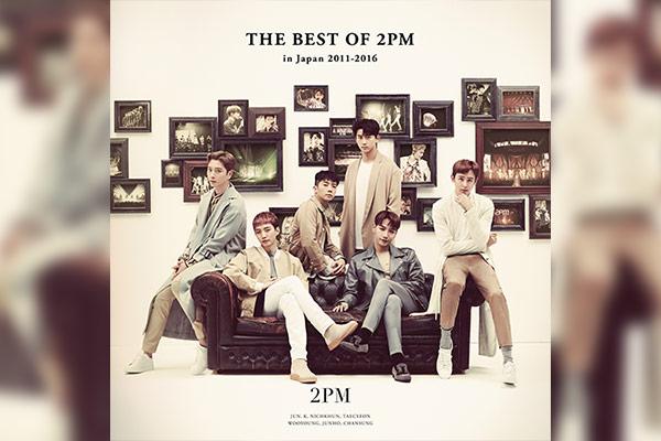 2PM in Japan weiterhin beliebt