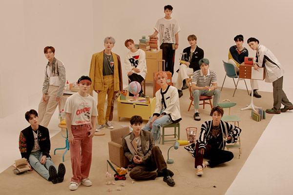 Seventeens zweite Single für Japan sorgt für Furore