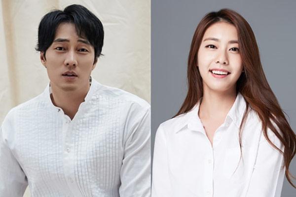 So Ji Sub se casa con Jo Eun Jung