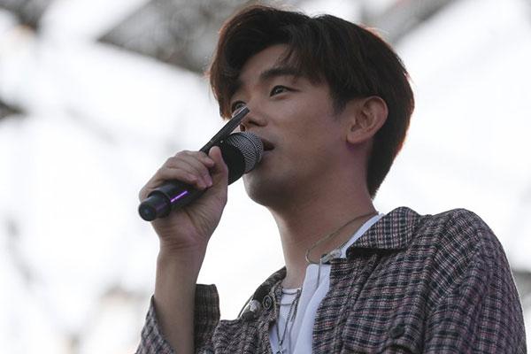 "Eric Nam, icono de ""artista asiático-americano"""
