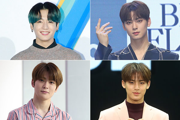 Terbukti Berkunjung ke Klub di Itaewon, Agensi Jungkook BTS, Mingyu SEVENTEEN, Cha Eun Woo ASTRO, Jaehyun NCT Rilis Pernyataan Resmi