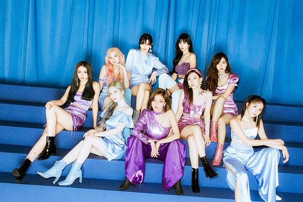 TWICE 6月1日ニューアルバムリリース