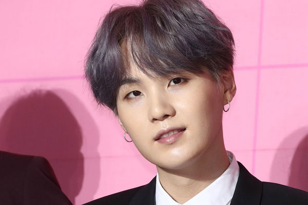 Suga's new mixtape tops global iTunes charts