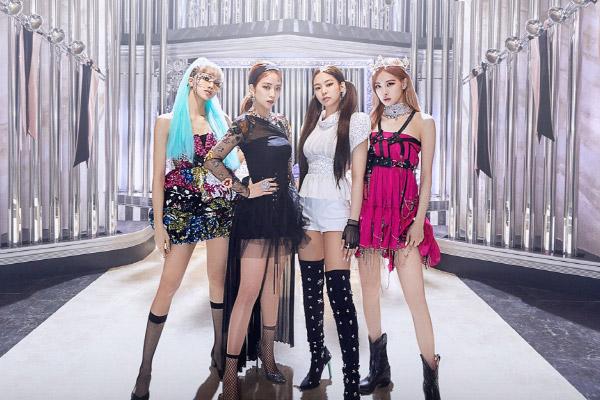 Black Pink participe au featuring du nouvel album de Lady Gaga