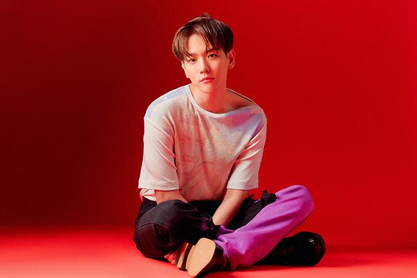 """Baek-hyun (EXO) tẩu tán hơn 700.000 bản album """"Delight"""" trong tuần đầu phát hành"""