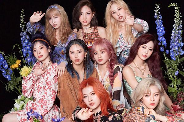 Twice kommen mit neuem Album in die Billboard 200-Charts