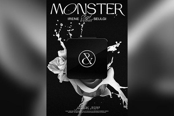 Red Velvetアイリーン&スルギ ミニアルバムを7月6日リリース