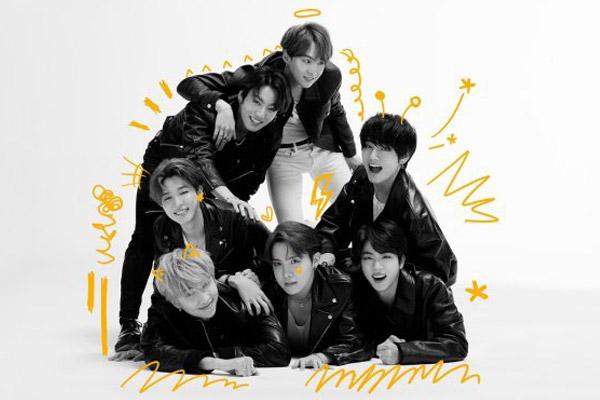 Japanische Single von BTS führt internationale iTunes-Charts an