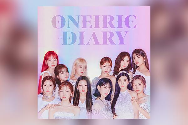 IZ*ONE: récord de ventas de un grupo femenino