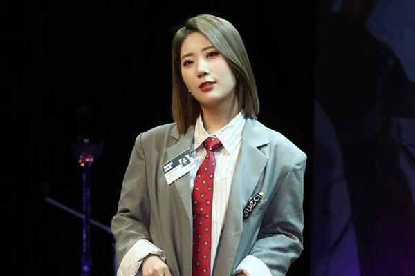 Woo Jiyun von Pubertät mit roten Wangen gibt neues Lied heraus