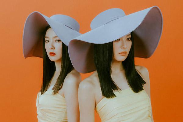 Irene, Seul-gi (Red Velvet) thông báo lịch trình biểu diễn ra mắt song ca