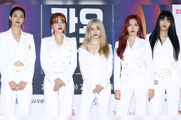 지민 탈퇴한 AOA, 9월 '원더우먼 페스티벌' 출연 취소