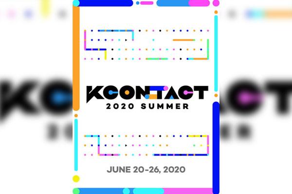 KCON:TACT 2020 Summer zieht 4 Millionen Zuschauer an