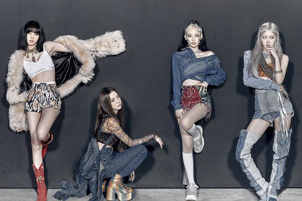 Fünfmal Guinness-Weltrekord für neuen Song von BLACKPINK