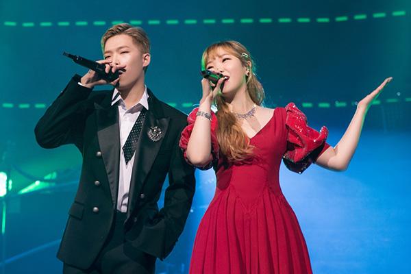 Akdong Musician wollen Konzert-Album veröffentlichen