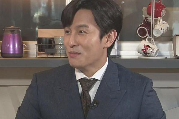 Kim Dong-wan de Shinhwa relève le défi du pansori
