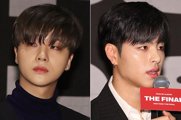 Jin-hwan, Jun-hoe (iKON) chấn thương nhẹ do tai nạn ô tô