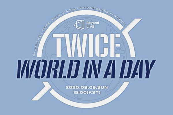 TWICE to hold online concert next month