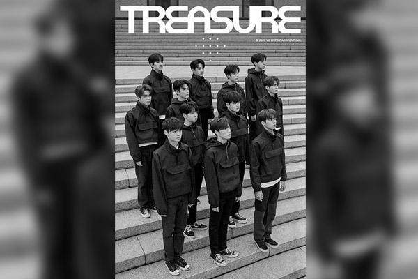 Treasure geben nächsten Monat ihr Debüt