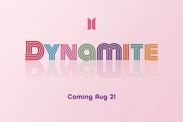 """BTS chuẩn bị ra mắt single tiếng Anh """"Dynamite"""""""