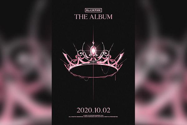 BLACKPINK ra mắt album đầy đủ ngày 2/10
