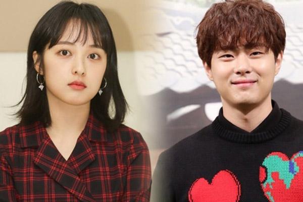 """'SKY캐슬' 커플 김보라·조병규 결별…""""좋은 선후배로 남기로"""""""