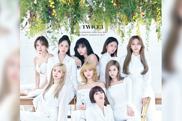 Twice sortira son nouvel album au Japon