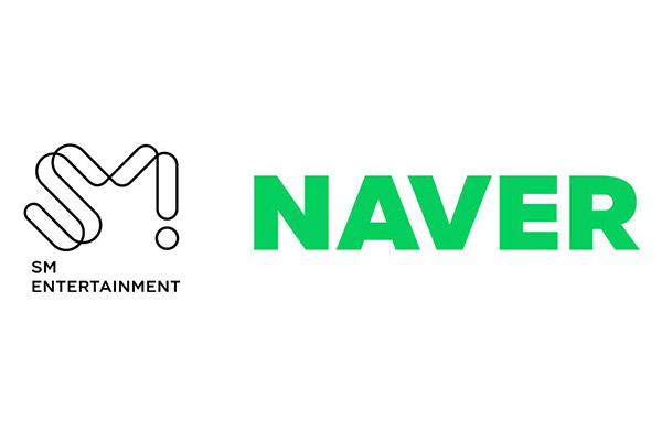 Naver đầu tư 100 tỷ won cho SM Entertainment