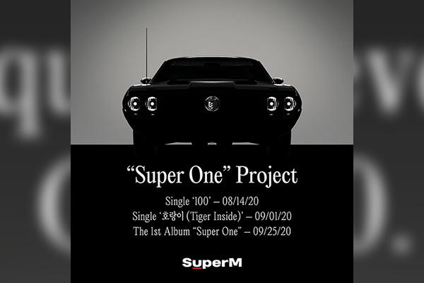 SuperM vuelve el 14 de agosto